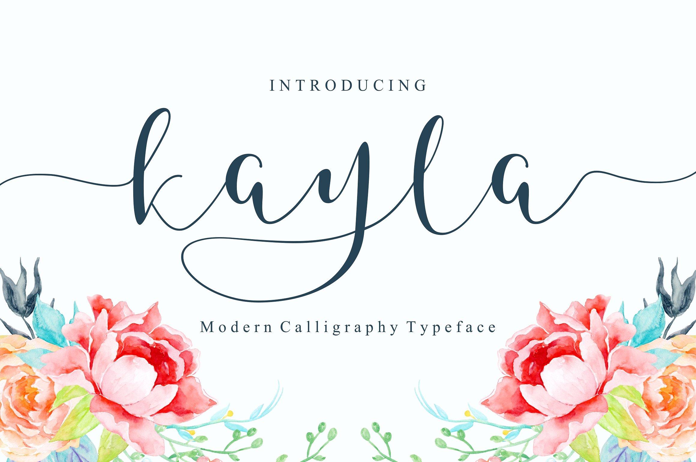 Kayla Script