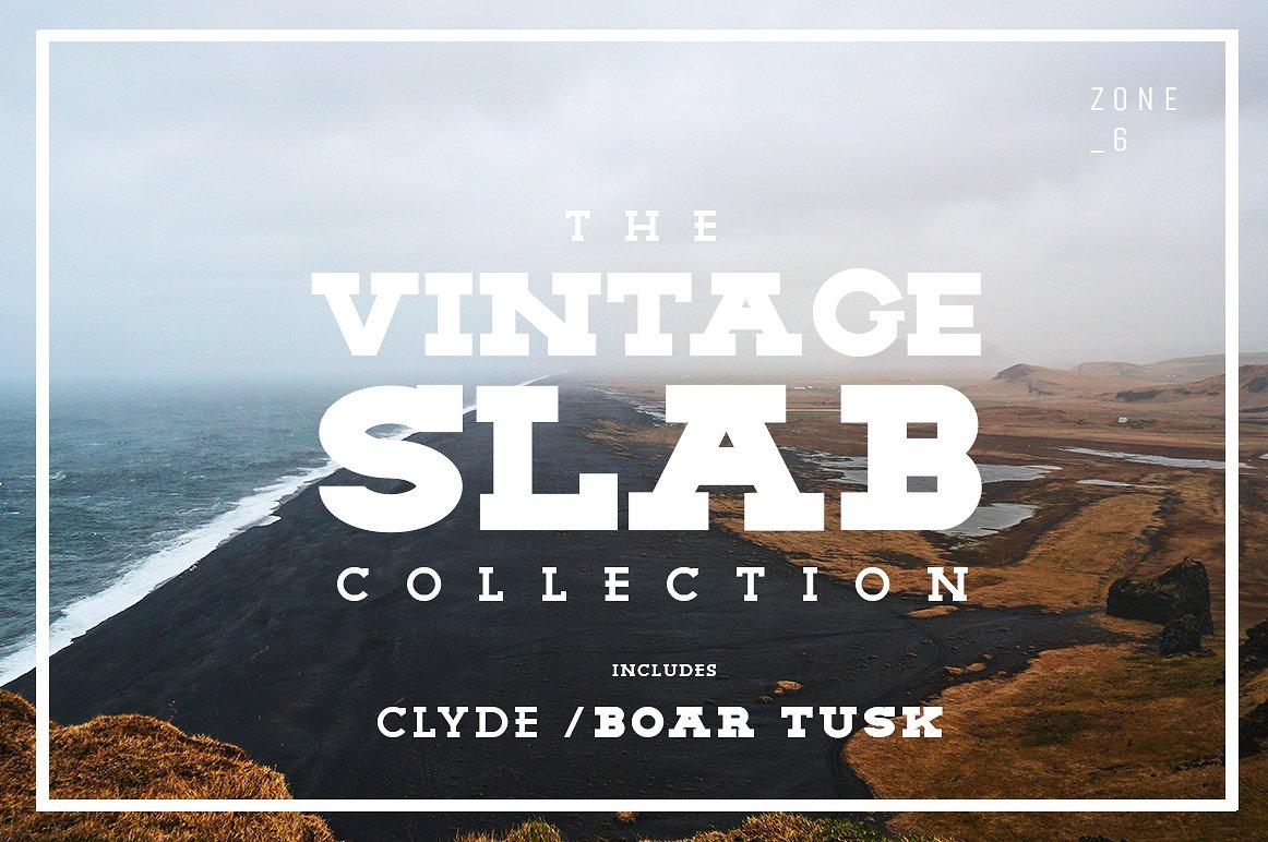 The Vintage Slab