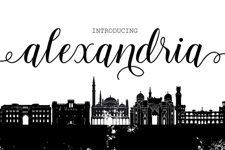 Alexandria Script