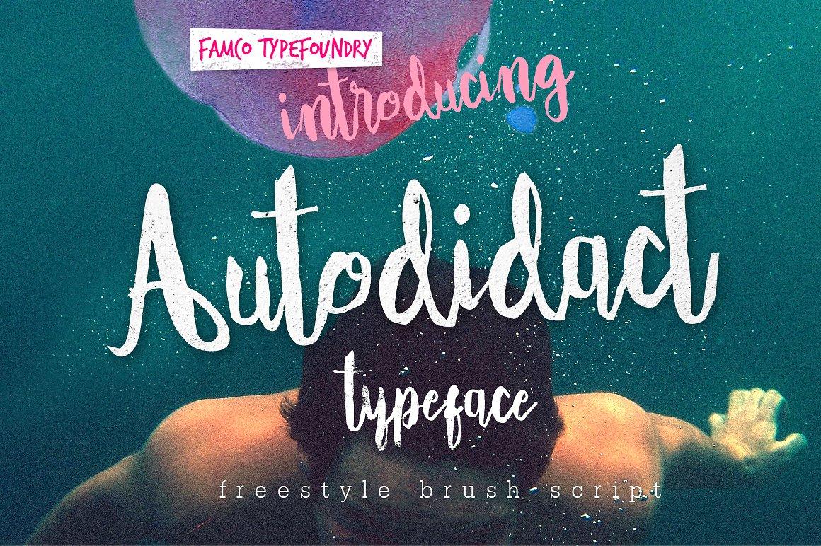 Autodidact Script
