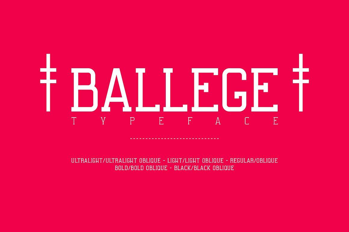 Ballege