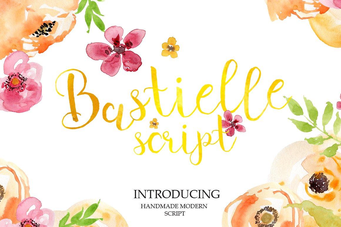 Bastielle Script