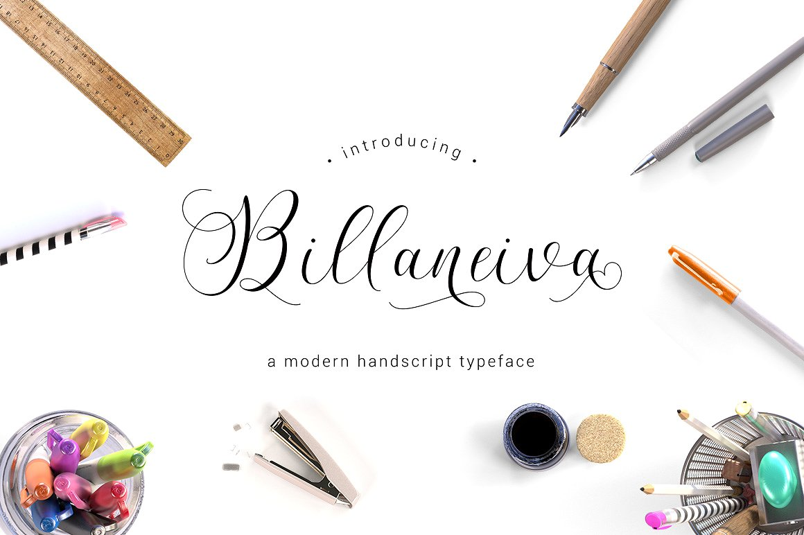 Billaneiva Script