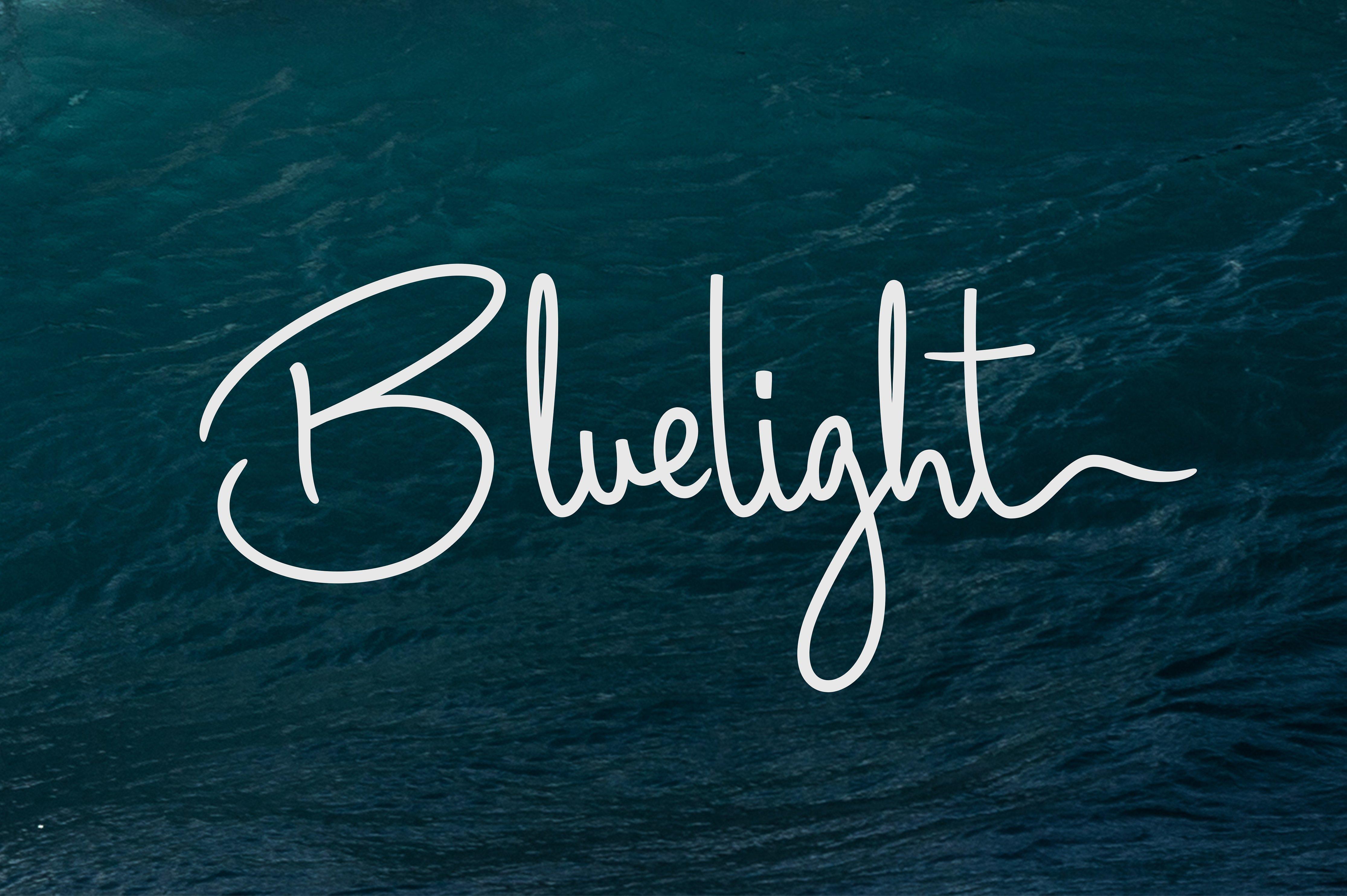 Bluelight Script