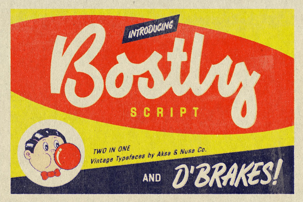 Bostly & D'brakes