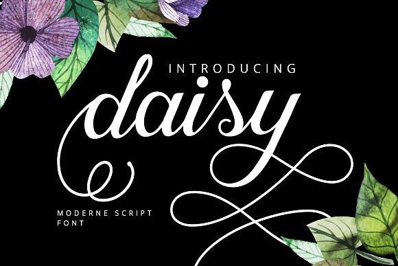 Daizy Script