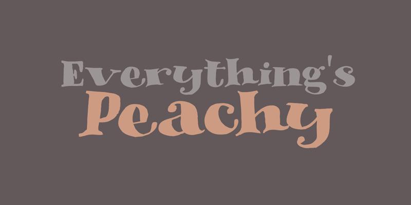 DK Phantom Peach