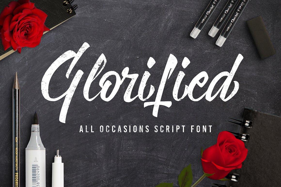 Glorified Script
