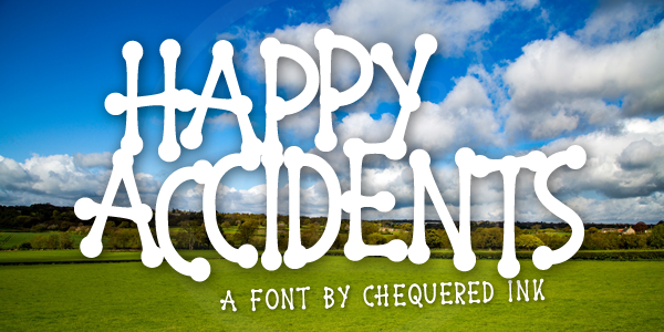 Happy Accidents Font
