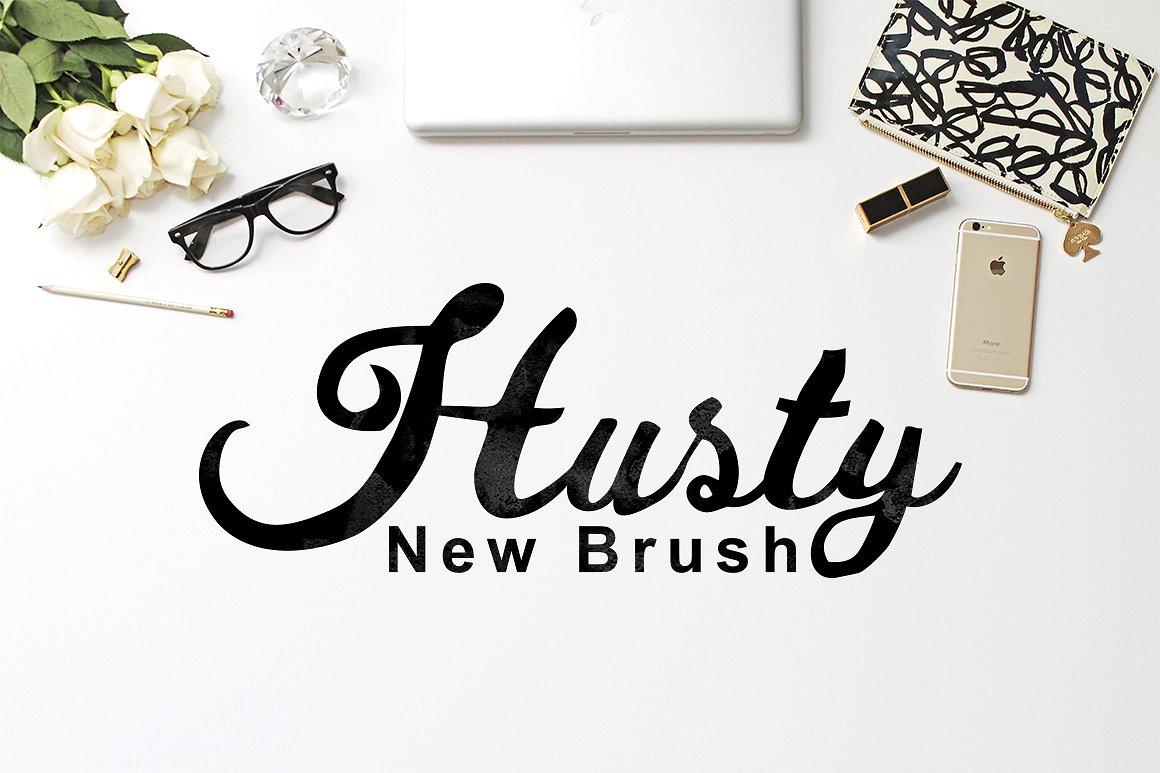 Husty Brush
