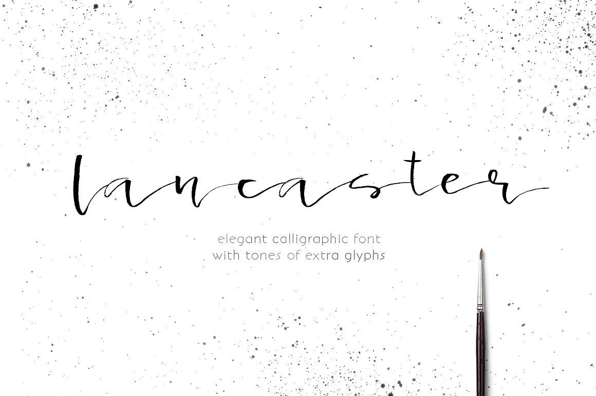 Lancaster Calligraphic