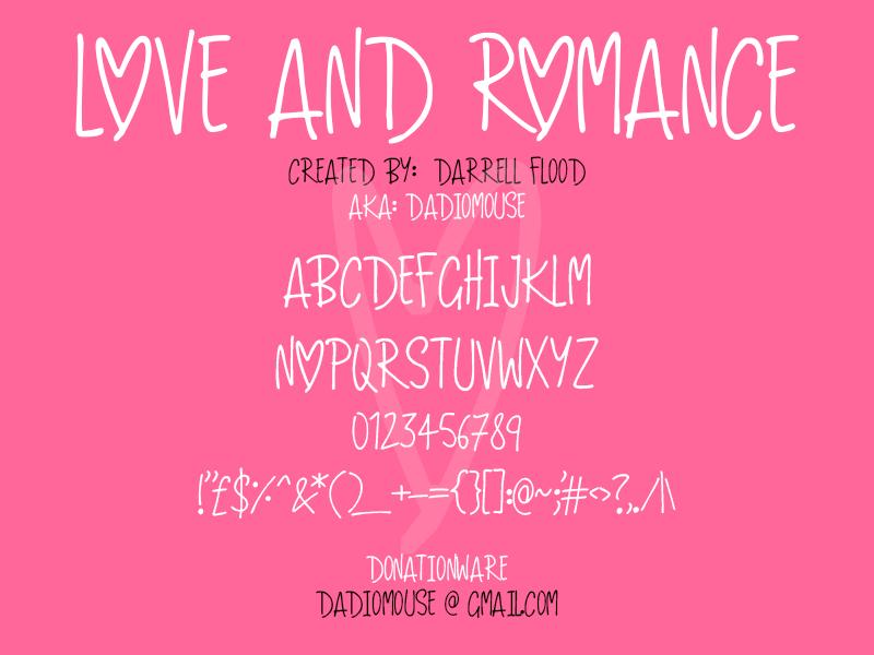 Love And Romance