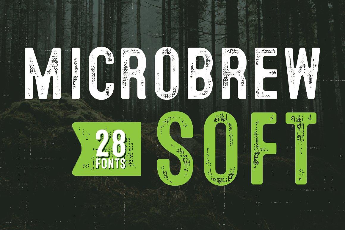 Microbrew Soft Mega