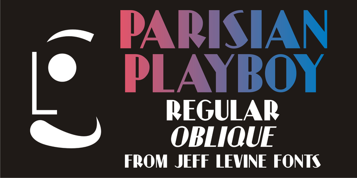 Parisian Playboy JNL