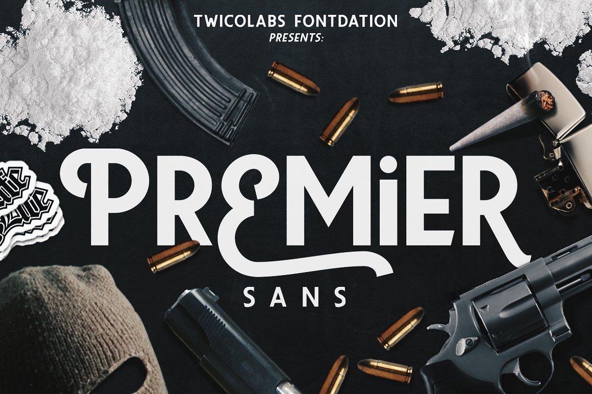 Premier Sans Serif