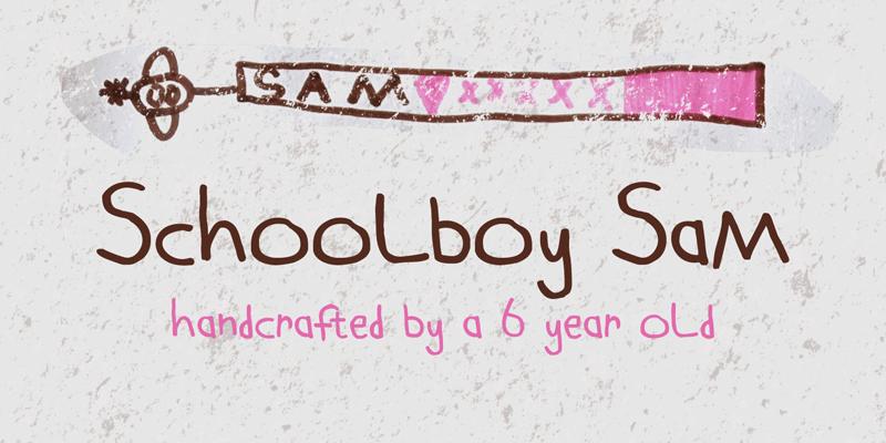 Schoolboy Sam