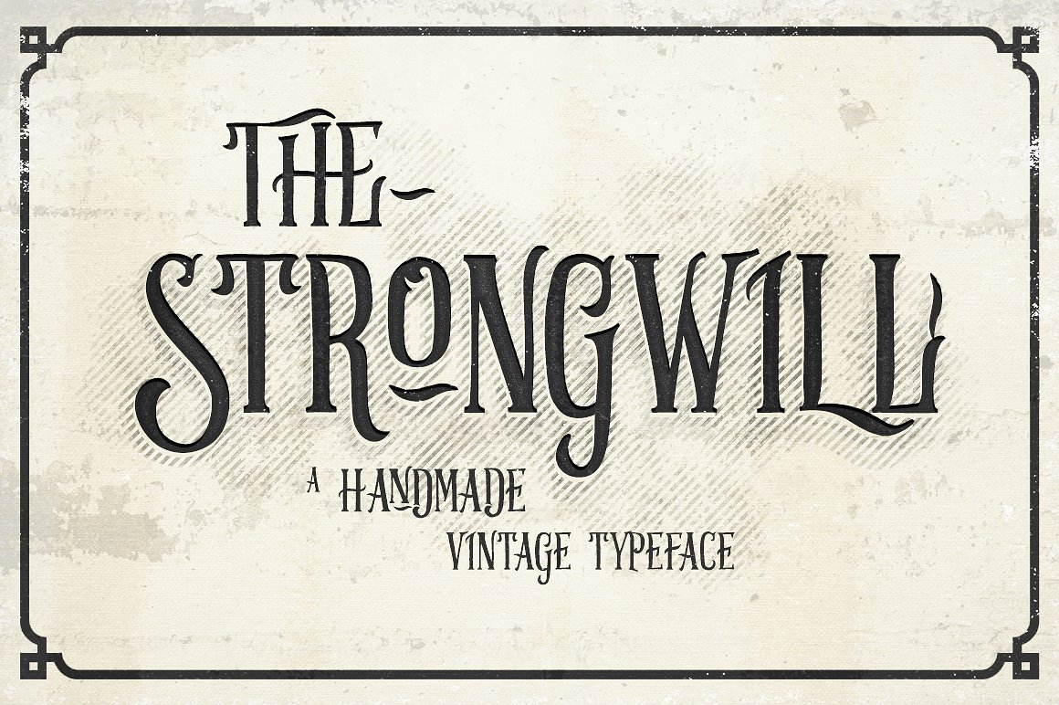 Strongwill