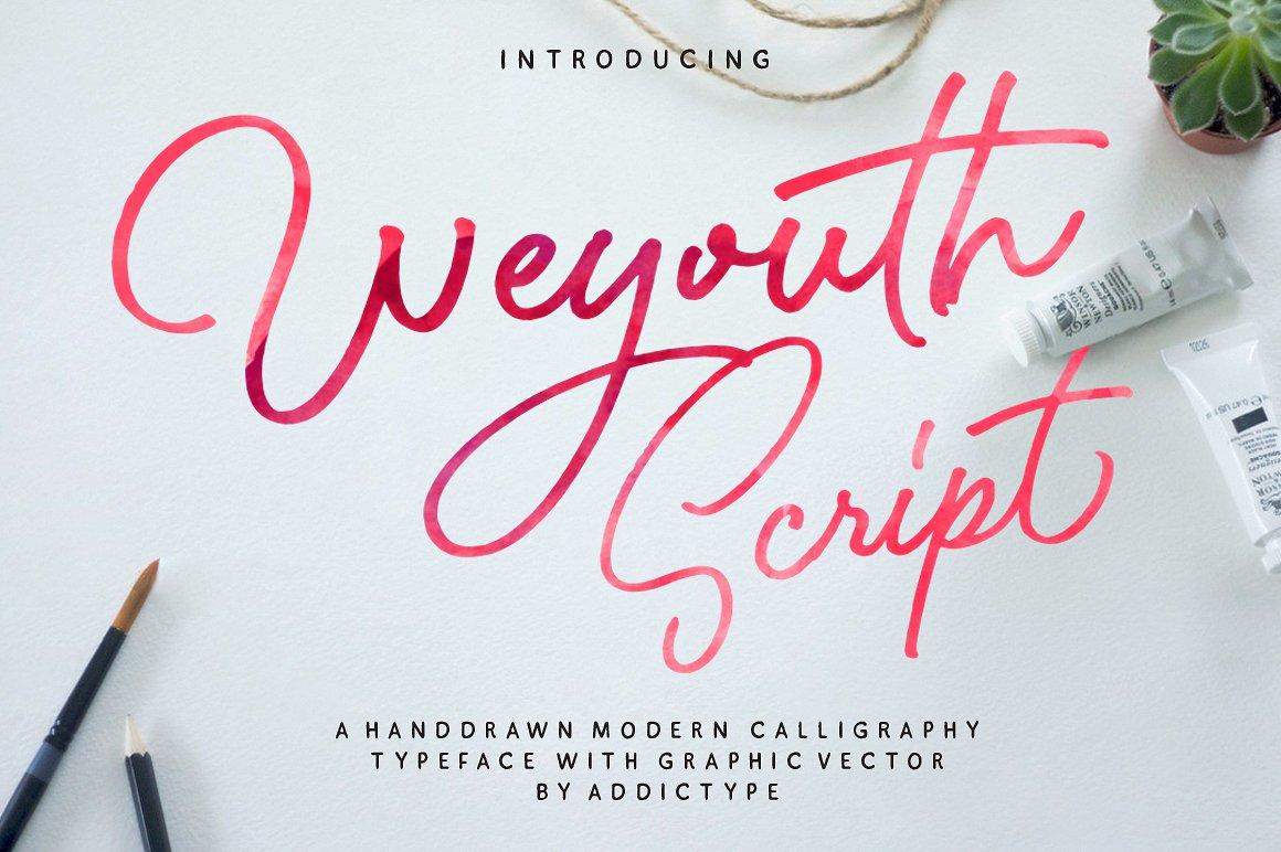 Weyouth Script