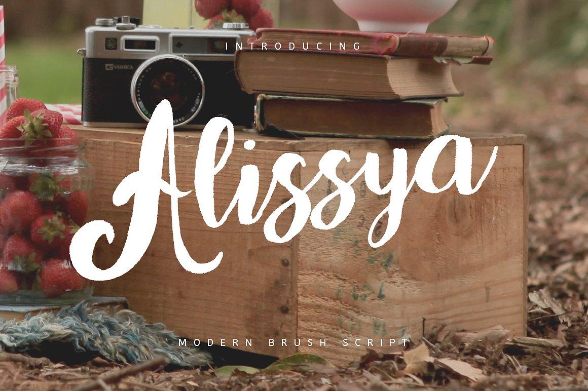 Alissya Script