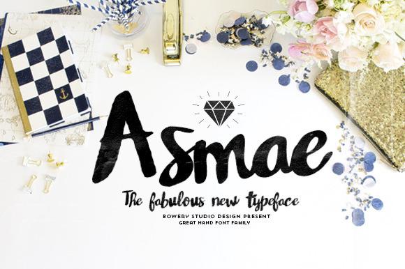 Asmae Handwritten