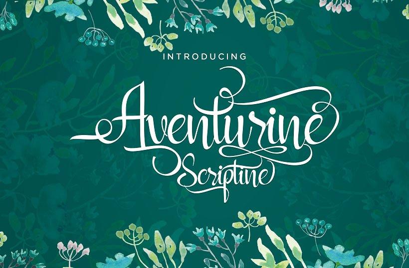 Aventurine Script