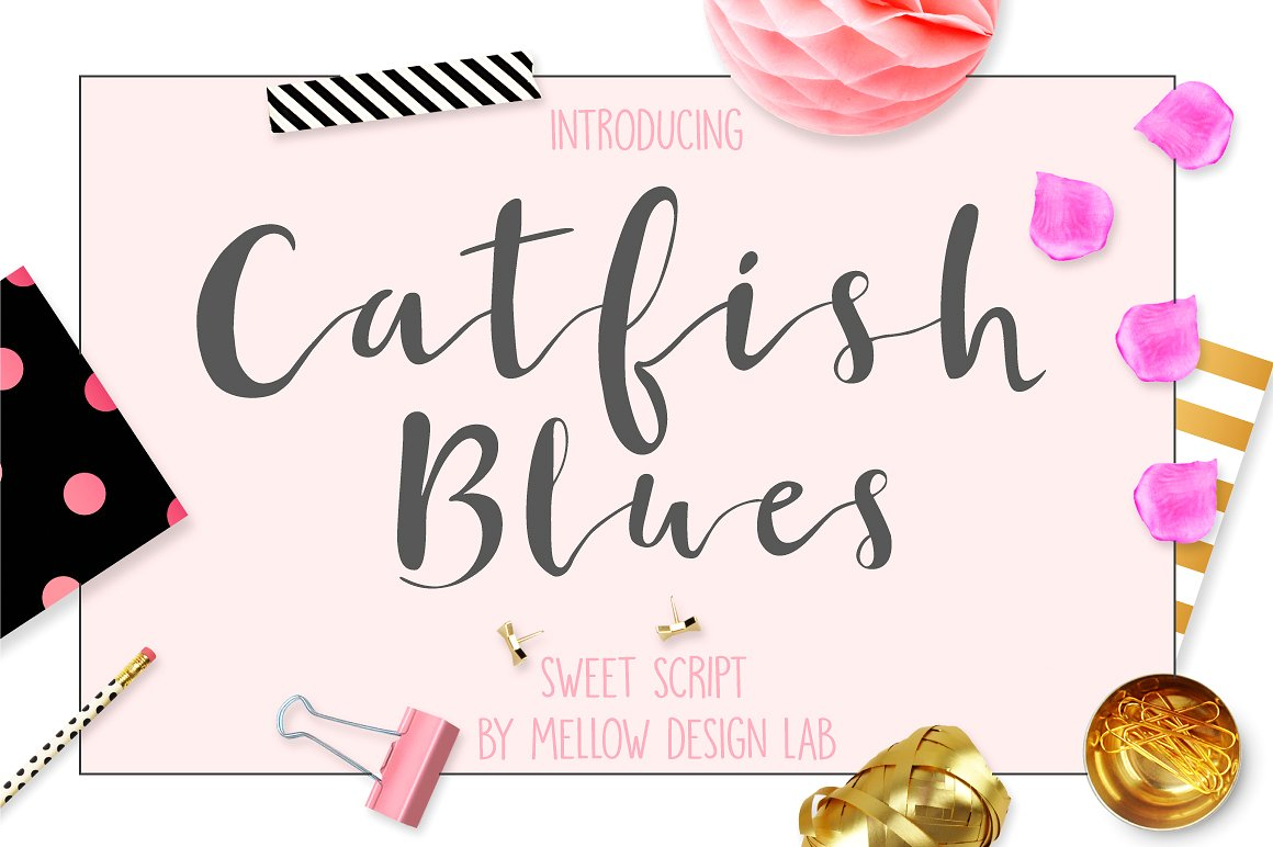 Catfish Blues Script