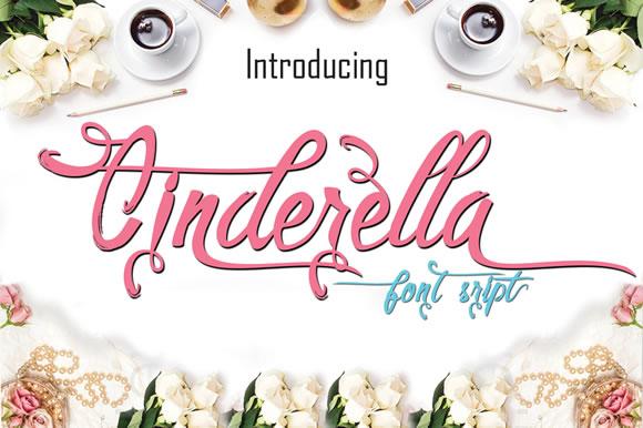 Cinderella Script