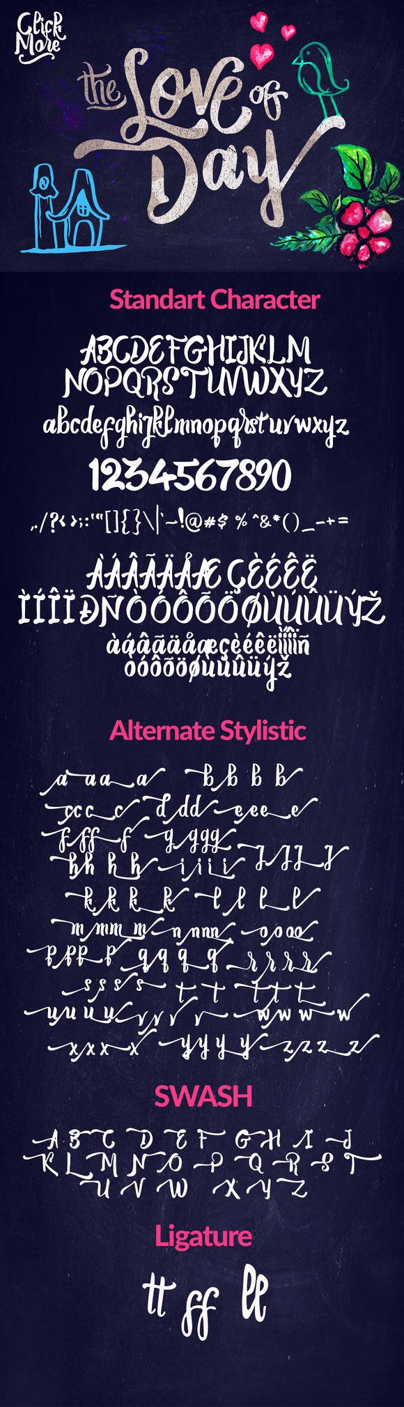 Cornish Script Font