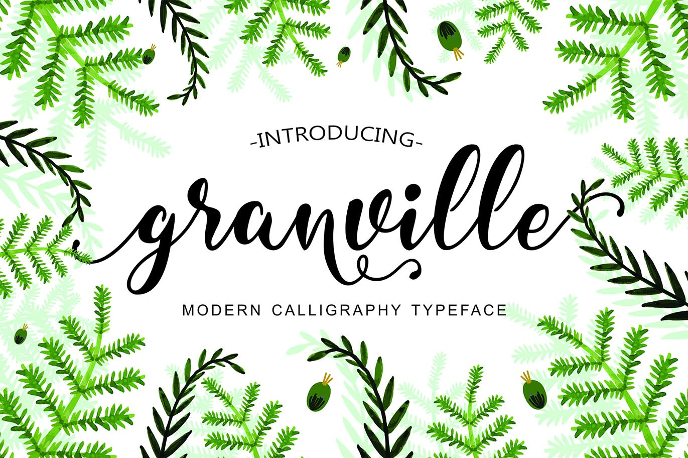 Granville Script