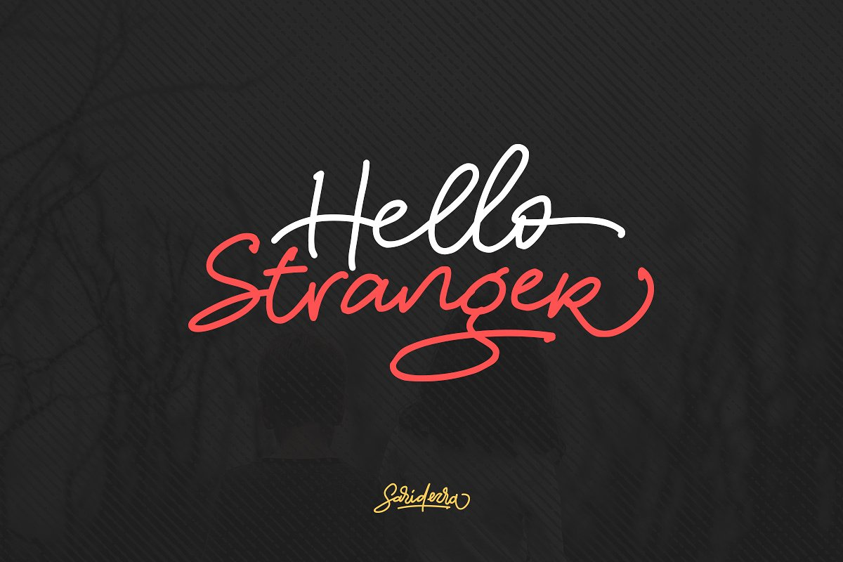 Hello Stranger Script