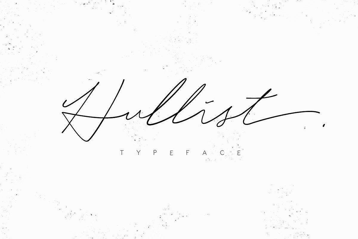 Hullist Script