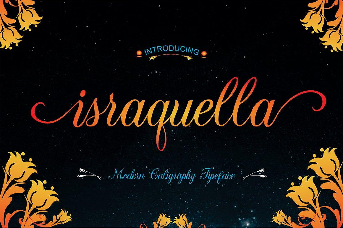 Israquella Script