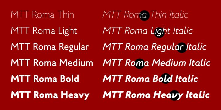 MTT Roma - Fontlot com