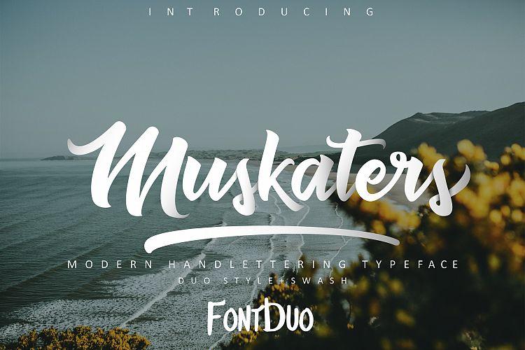 Muskaters Script