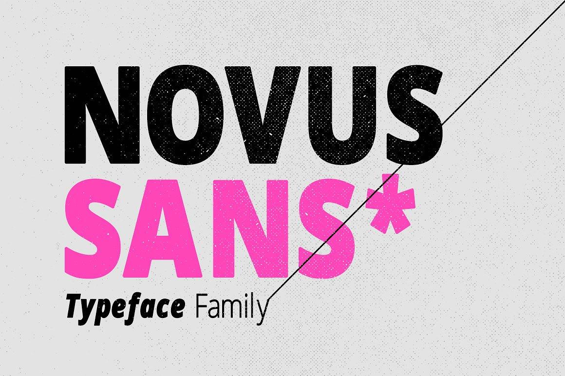 Novus Sans