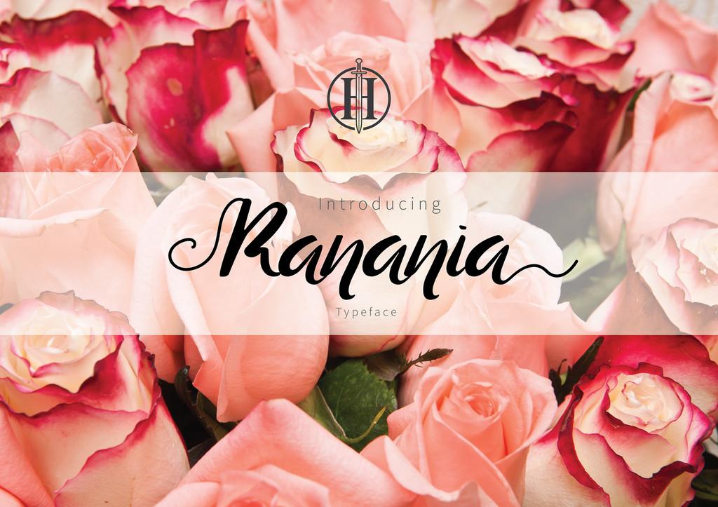 Ranania Script