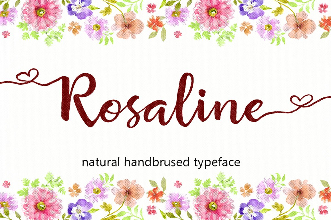 Rosaline Script
