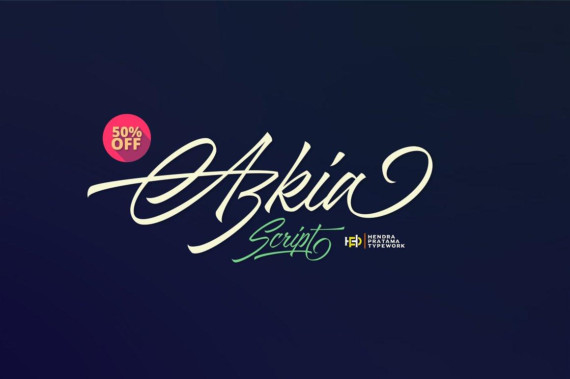 Azkia Script