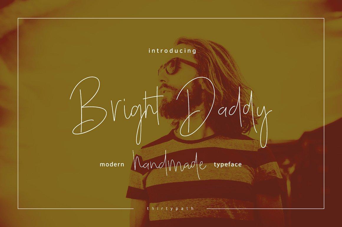 Bright Daddy Handmade