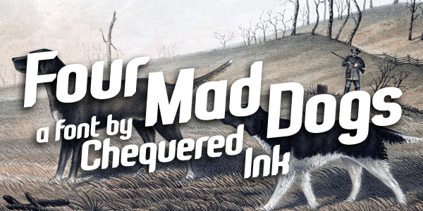 Four Mad Dogs