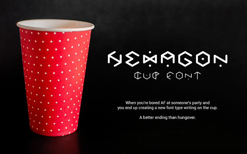 Hexagon Cup