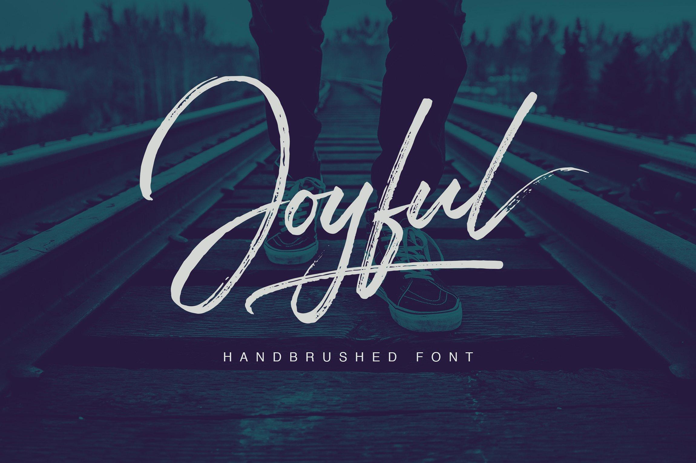 Joyful Script
