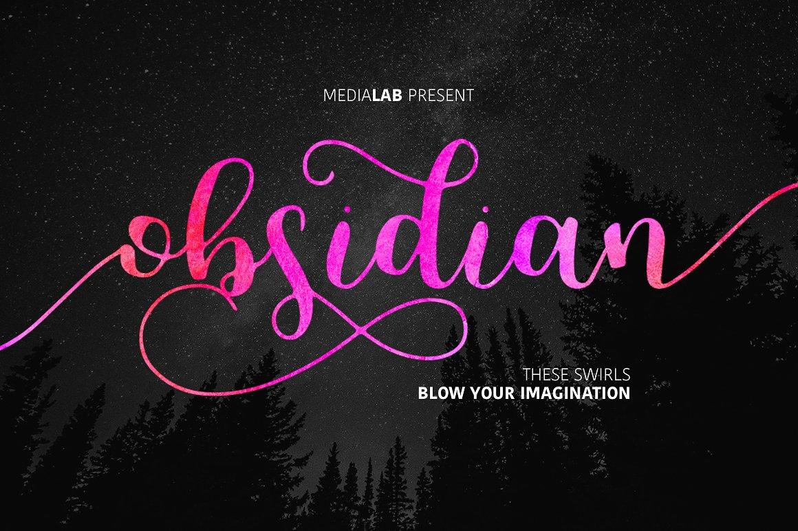 Obsidian Script