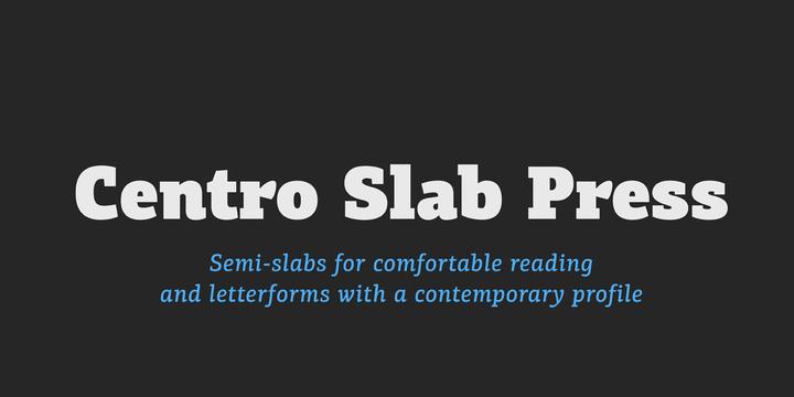 PF Centro Slab Press