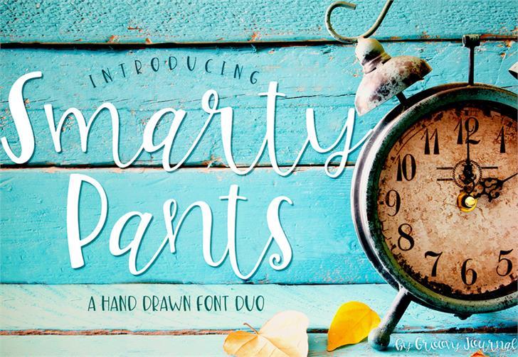 Smarty Pants-ip