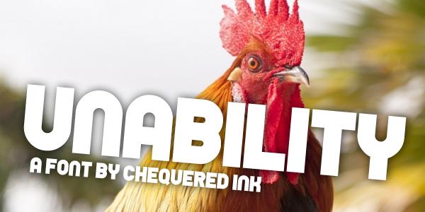 Unability