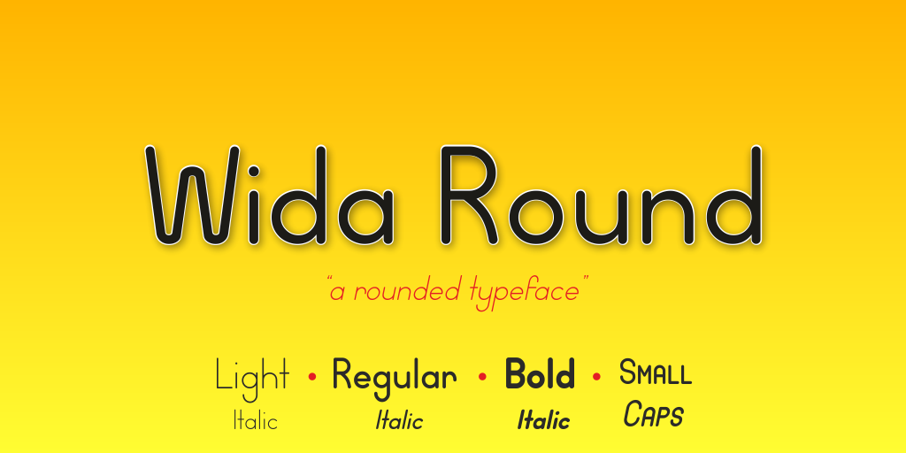 Wida Round