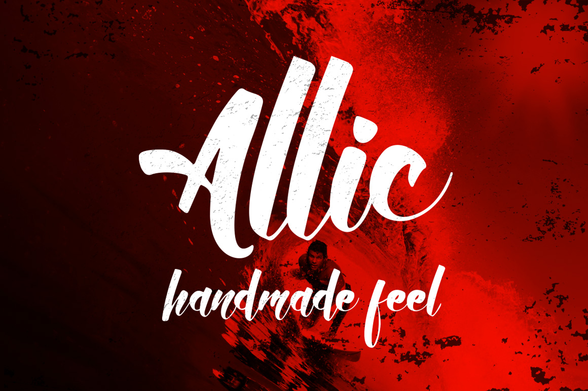 Allic Typeface