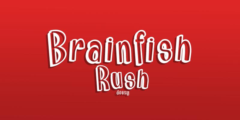 Brainfish Rush