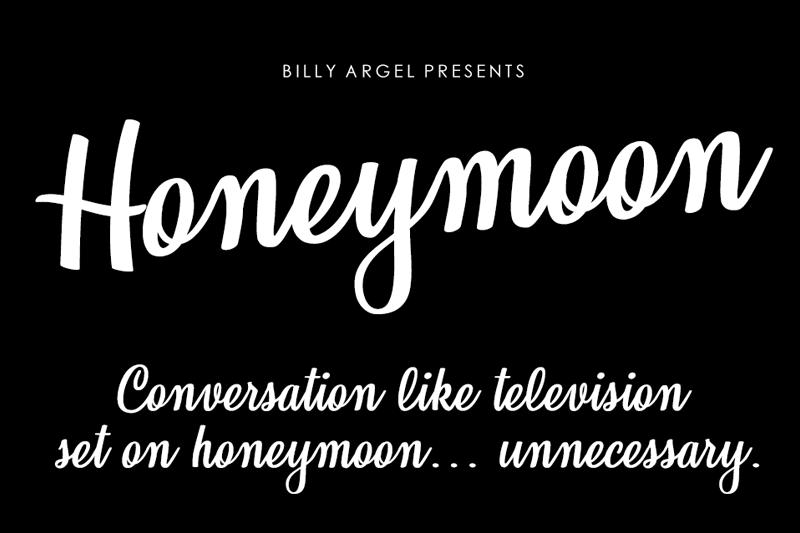 Honeymoon Script